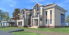 Выбор стиля постройки
