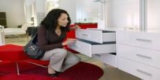 Статистика покупки мебели