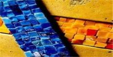 Оформление интерьера – фрески, сграффито, мозаика