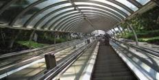 Самый большой эскалатор