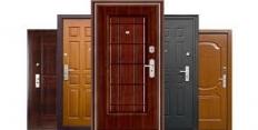 что такое Входные двери
