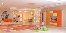 Свет и цвет в детской комнате