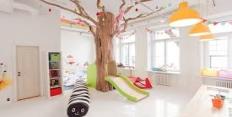 Необычные решения в детской комнате