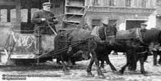 история минского транспорта