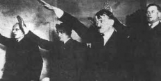 рождение нацистской партии