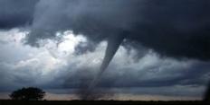 Шаровая молния и торнадо