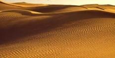 Физико-географическая характеристика пустынь