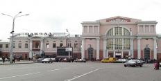 железнодорожный вокзал гомеля