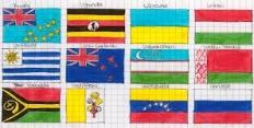 национальные флаги