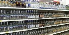 водка в России