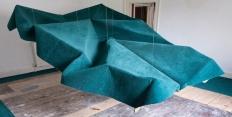 Ковровая скульптура