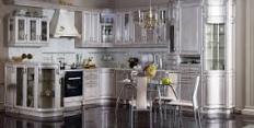«Массивная» кухня